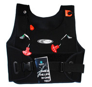 Quatic Inflatable Surf Vest
