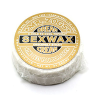 Sex Wax Dream Cream Surf Wax Cool or Cold, Silver or Gold