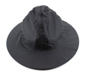 Campaign Hat Rain Cover - Black