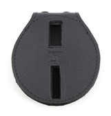 Badge Belt Clip - Universal Circle