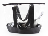 Large Clear Tote Bag