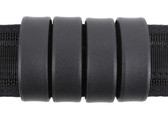 """Molded Belt Keepers - Uncle Mike's 4 Pack - 2 1/4"""" - Plain"""