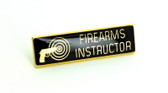 Firearms Instructor Commendation Bar
