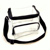 Medium Clear Lunch Box