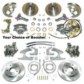 Right Stuff Detailing 4-Wheel Disc Brake Conversion Kits AFXDC42C