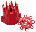 MSD Ignition Extra Duty Distributor Caps 8433
