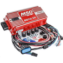 MSD Ignition Digital 6AL Ignition Control Kit Inc Mounting Plate 6425K