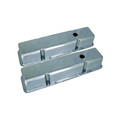 Big End Polished Aluminum Valve Covers with Breather Holes BEP70034
