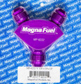 MagnaFuel Y Fitting, Three -12 AN Fittings MP-6222