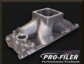 Pro-Filer Sniper Big Block Chevy Single Plane Intake Manifold 206-10D