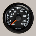 VDO Gauges Vision Series Analog Gauges 397154