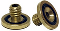 Shifnoid Perma-Seal CO2 Outlet Seal PC2000 (TOP and BOTTOM VIEW) SOLD INDIVIDUALLY