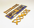 BBK Performance Phenolic Manifold Heat Spacer Kits 1506