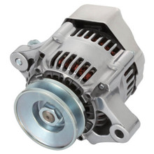 Proform Parts 12 Volt 1 Wire MINI GM Alternator 50 Amp Polished 66433 FREE SHIPPING