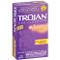Trojan Her Pleasure Warm Sensations Condoms