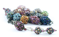 Pearl Blossom Beaded Bead Kit