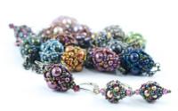 Pearl Blossom Beaded Bead Kit