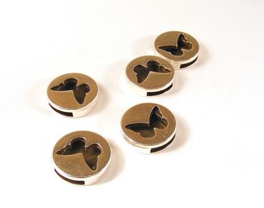 Butterfly Cutout sliders