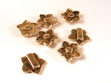 Flower sliders for flat
