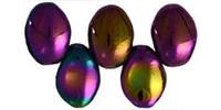 6X8 Petals - Iris Purple