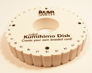 Double Thick Mini Disk - front/side view