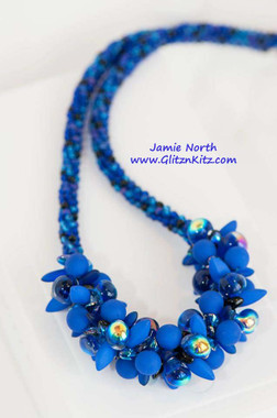 Blutiful TOO - 7 strand necklace kit
