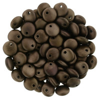 6mm Lentil - Matte Bronze
