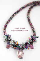Heavenly Helix Necklace Kit