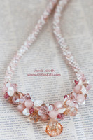 Tender Rose Necklace Kit