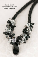 Ebony Elegance Necklace Kit