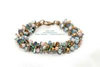 7 Strand Bracelet Kit with Crystals