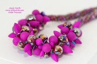 Violet Princess Necklace Kit