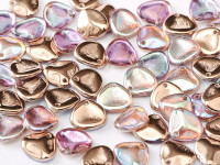 Rose Petals - Crystal Copper Rainbow