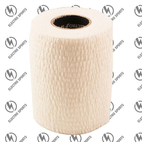 75mm Light Elastic Adhesive Bandage - White