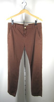 CURRENT/ELLIOTT Cinnamon Ankle Captain Trouser Pant Size 26