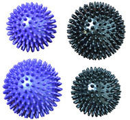 Bintiva Pack of 4 Spiky Massage Balls