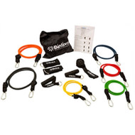 Bintiva 11 Piece Resistance Band Set