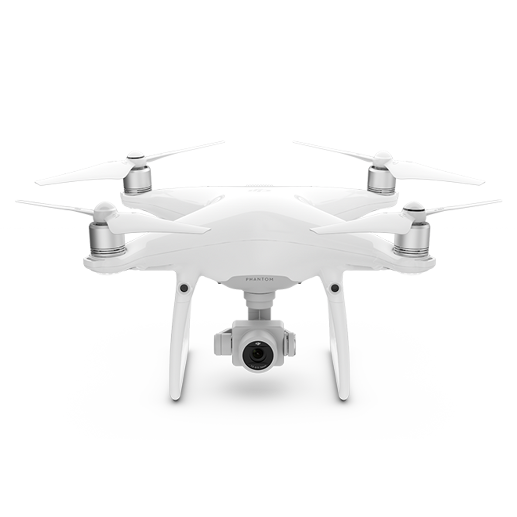 Phantom 4 Pro with Training