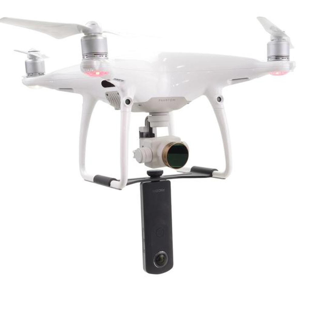 DJI Phantom 4 Pro 360-Camera Mount