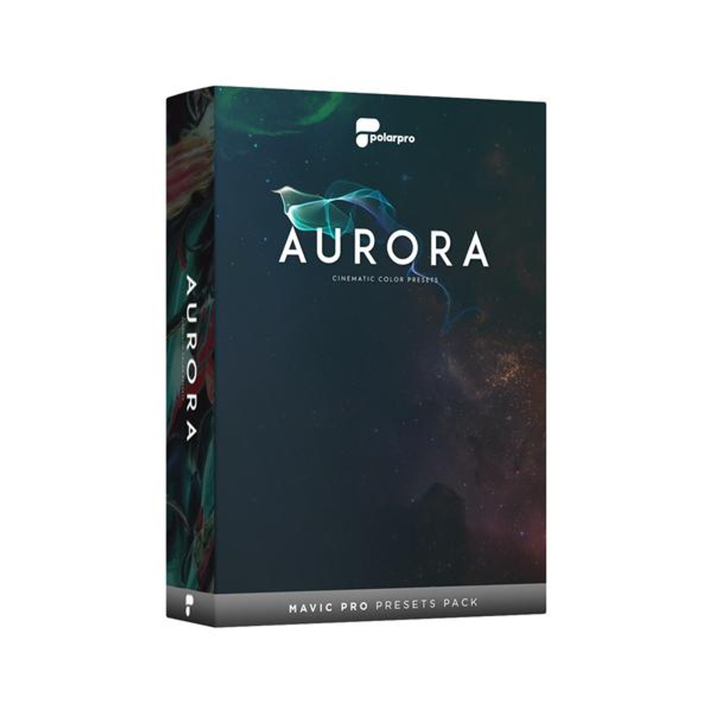 Aurora - Cinematic Color Presets - Mavic Pro Edition