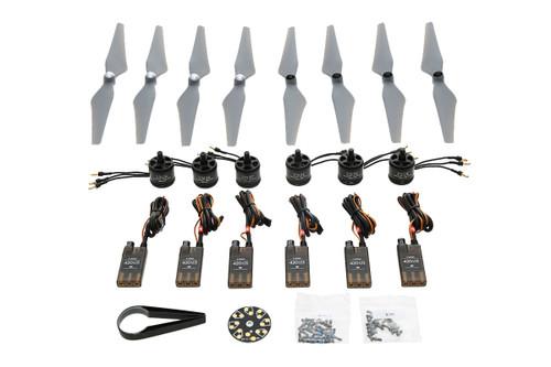 E305 (6*Motor/ESC; 4*Pair Props; Accessories)