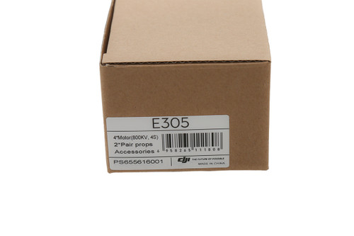 E305 (800KV,4S) (4*Motor;2*Pair props;Accessories)