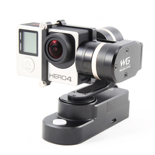 FY WG 3-Axis Wearable Gimbal for Action Camera