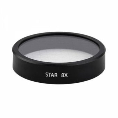 8X Star Point Cross Line Filter Lens For Phantom 3/4