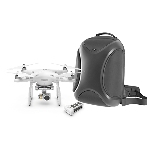 Phantom 3 Advanced with Extra Battery and Multifunctional Backpack