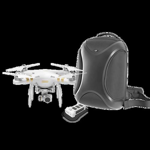 Phantom 3 Professional + Extra Battery + Multifunctional Backpack