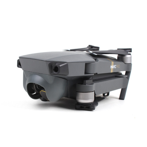Sun Shade Lens Hood Gimbal Cover For Mavic(Grey)