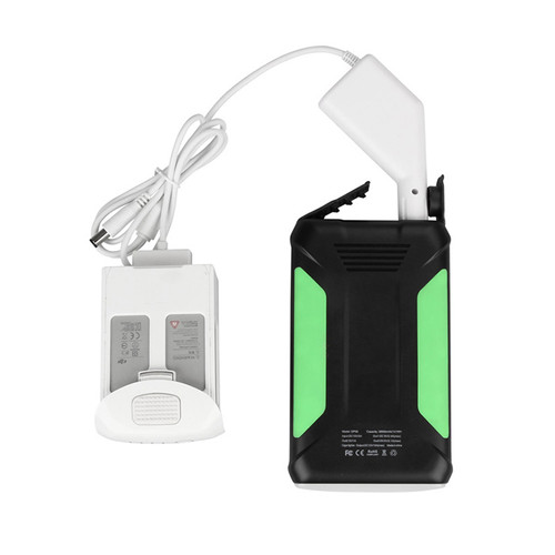 38000mAh High Capacity Functional Power Bank Charger for Drones