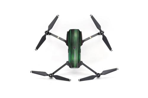 PGYTech - Sticker Set for Mavic Pro (Green Wood)