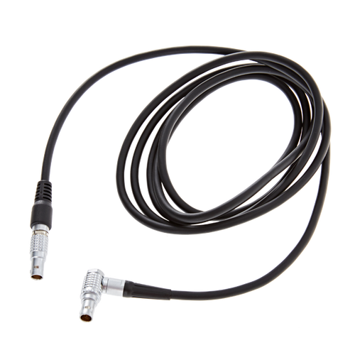 DJI Focus - Data Cable (Right Angle to Straight, 2M)